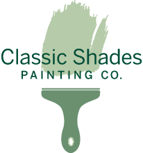 Classic Shades Painting Co Logo