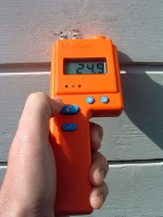 photo of exterior painting surfaces